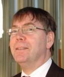 Hörður Áskelsson, organisti og kantor Hallgrímskirkju