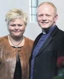 Jóna Hrönn Bolladóttir og Bjarni Karlsson